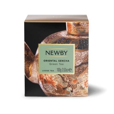 Чай Newby Восточная Сенча зеленый листовой 100 гр