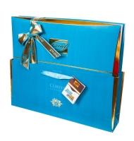 Конфеты Bind Ассорти Экслюзив в синей подарочной упаковке 320 г