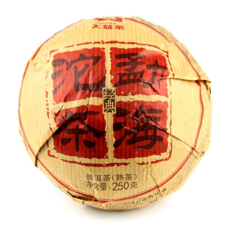 Чай Пуэр TAETEA (Гнездо) шу 250 г