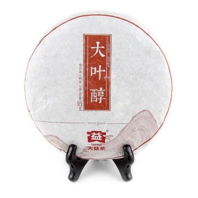 Чай Пуэр TAETEA Даи Чун шу Менхай 357 г (блин)