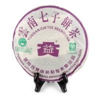 Чай Пуэр шу Черносливовый 357 г (блин)