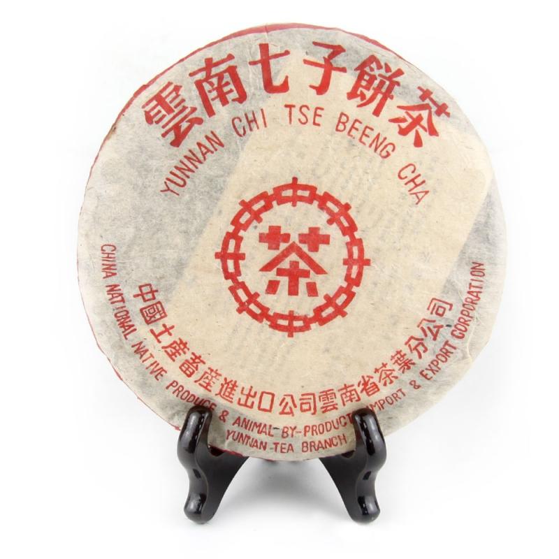 Чай Пуэр шу Красная печать 357 г