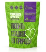 Заменитель сахара PrebioSweet Stevia 150грамм
