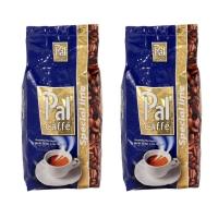 Кофе взернах Palombini Pal Oro 1+1кг (—50% на 2-ю упаковку)