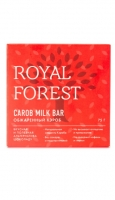 Royal Forest Carob Milk Bar Обжаренный кэроб 75 гр