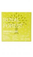 Royal Forest Carob Milk Bar Миндаль 75 гр