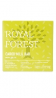 Royal Forest Carob Milk Bar Миндаль 75 гр
