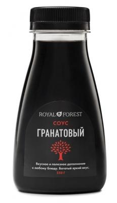 Соус Royal Forest гранатовый 250 гр