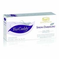 Ronnefeldt Tea Caddy Bio Spring Darj Весенний Дарджилинг Чёрный чай в пакетиках 20штук  в упаковке 78гр
