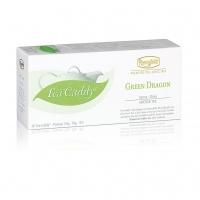 Ronnefeldt Tea Caddy Green Dragon Зеленый Дракон Зеленый чай в пакетиках 20 штук  в упаковке 78 гр