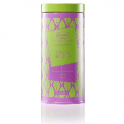Ronnefeldt Tea Couture Fancy Sencha Ти Кутюр Фэнси Сенча Зелёный чай листовой 100 гр