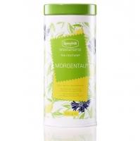 Ronnefeldt Tea Couture Morgentau Ти Кутюр Моргентау Ароматизированный зеленый чай со вкусом манго и цитрусовых листовой 100 гр