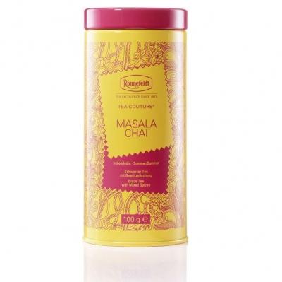Ronnefeldt Tea Couture Masala Chai Масала Черный чай с пряностями листовой 100 гр