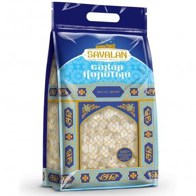 Savalan белый колотый твердый сахар 5 кг