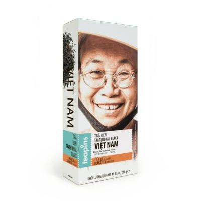 Чай черный Farmer's Tea Традиционный черный 100 г Вьетнам