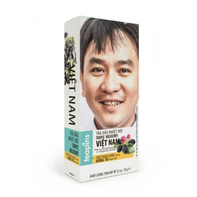 Чай травяной Farmer's Tea Тропическая шелковица 70 г Вьетнам
