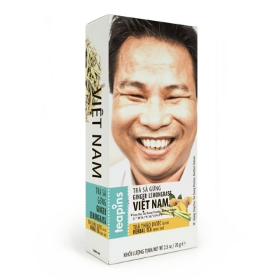 Чай травяной Farmer's Tea Имбирь лемонграсс 70 г Вьетнам