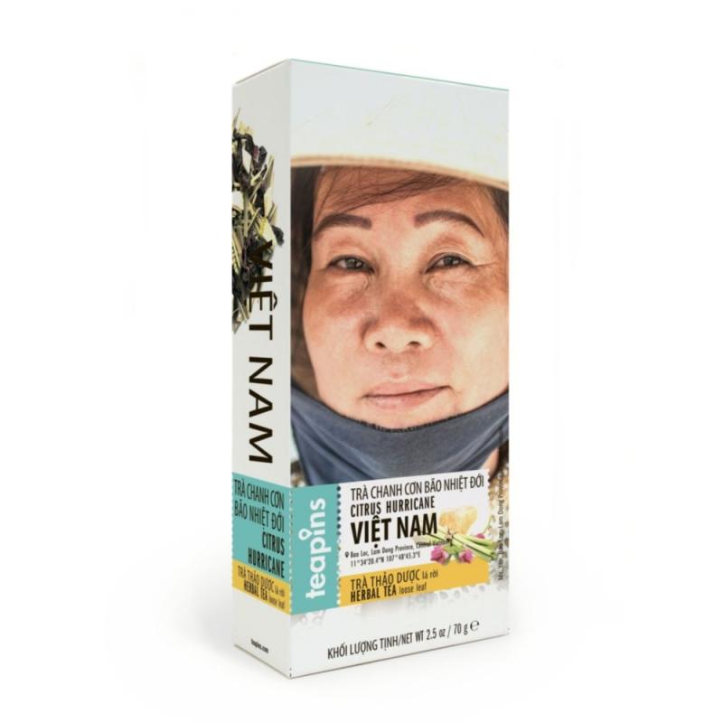 Чай травяной Farmer's Tea Цитрусовый Ураган 70 г Вьетнам