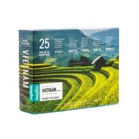 Чай листовой Sense Asia Vietnam Delights ассорти из 25 видов чая 125 г