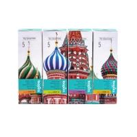 Подарочная коллекция листового чая Moscow Teapins 3 + 1 200 г