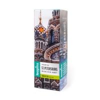 Подарочная коллекция листового чая Saint Petersburg Teapins 5 видов зеленого чая 50 г