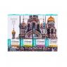 Подарочная коллекция листового чая Saint Petersburg Teapins 3 + 1 200 г