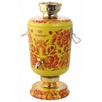 Черный чай Samovar золотой ж/б в блистере 75 г