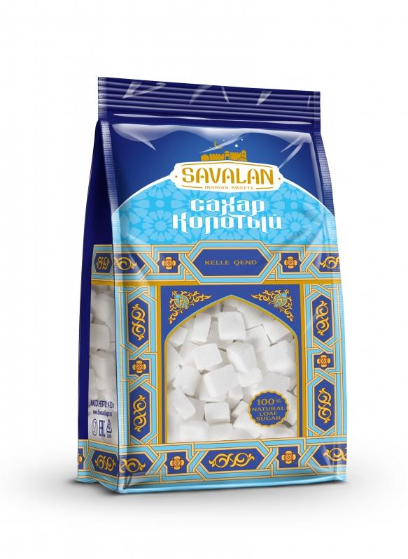 Сахар колотый Savalan 420 г