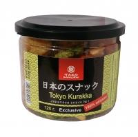 Tako Samurai Токио Куракка Японские рисовые крекеры 120 г