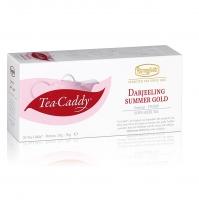 Ronnefeldt Tea Caddy Bio Darj Summer G Дарджилинг Саммер Голд Чёрный чай в пакетиках 20штук  в упаковке 78гр