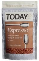 Кофе сублимированный Today Espresso 150 г
