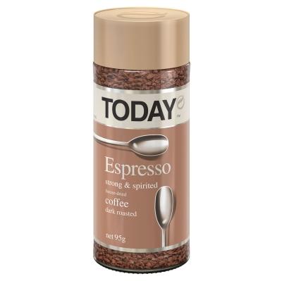 Кофе сублимированный Today Espresso 95 г