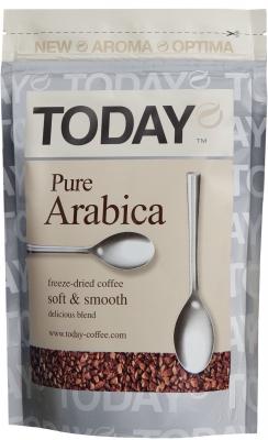 Кофе сублимированный Today Pure Arabica 75 г