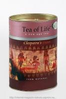 Чай черный листовой Tea of Life Cleopatra (Тиа оф Лайф Клеопатра) 100гр