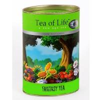 Чай черный с зеленым листовой Tea of Life Fantasy's (Тиа оф Лайф Фантазия) 100гр