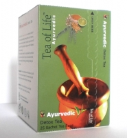 Чай Аюрведа TEA OF LIFE Detox (Очищающий)