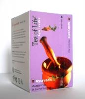 Чай Аюрведа TEA OF LIFE Memory (для памяти)