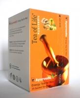 Чай Аюрведа TEA OF LIFE Energy (Мужская Энергия)