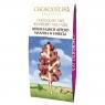 Chokodelika шоколад с деревьями с малиной и нибсами 55 гр