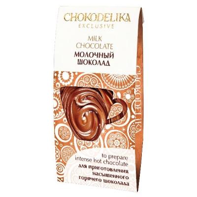 Chokodelika насыщенный горячий молочный шоколад 40 гр