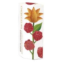 Chokodelika марципановые конфеты ручной работы с малиной 100гр