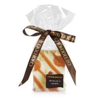 Chokodelika узорный шоколад с апельсином и папайя 70 гр