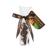 Chokodelika марципановые конфеты ручной работы с кофе 60 гр