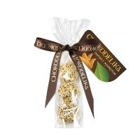 Chokodelika марципановые конфеты ручной работы с кунжутом 60 гр