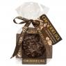 Chokodelika шоколадные плюшки шоколад темный с грецким орехом 30 гр