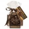 Chokodelika шоколадные плюшки шоколад темный с миндалем 30 гр
