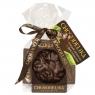 Chokodelika шоколадные плюшки шоколад темный с фисташками 30 гр