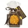Chokodelika шоколадные плюшки шоколад белый апельсиновый с кешью 30 гр
