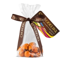 Chokodelika драже миндаль, апельсин и пряности 80 гр