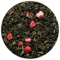 Чай Улун клубнично-сливочный рассыпной 100 г